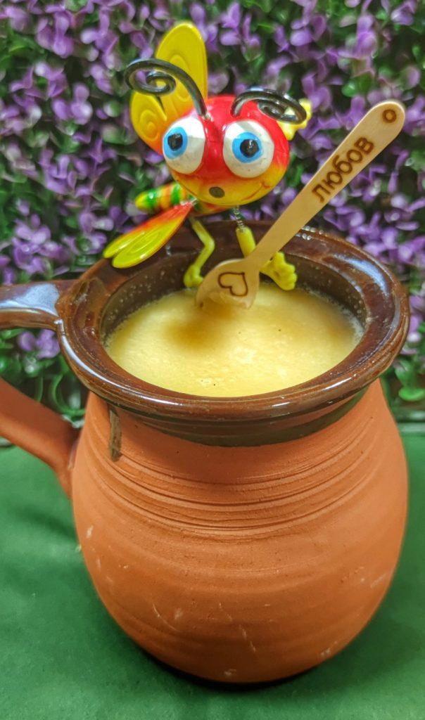 мед в глинено гърне 1.400 кг