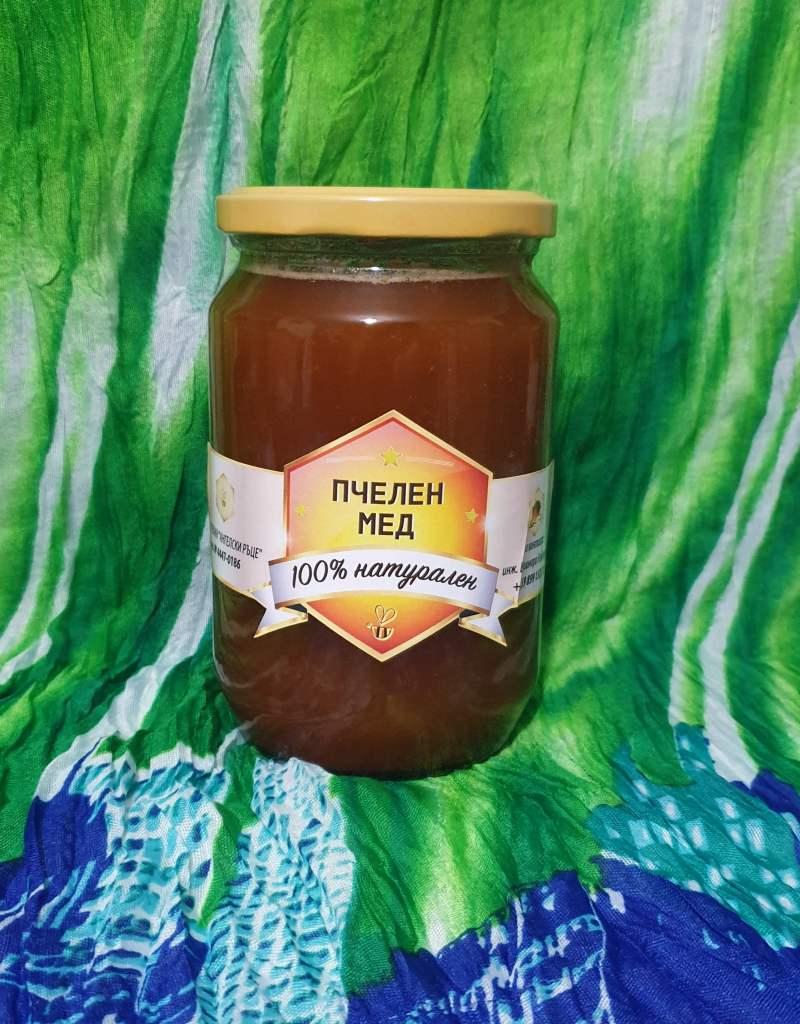 Пчелен Полифлорен мед (Букет/Билков)